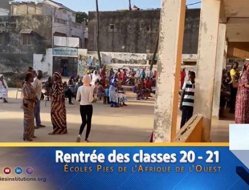 Tornada a l'escola de l'alumnat de Thiaroye (Dakar). 13-11-2020
